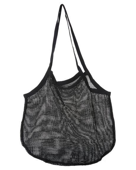 BLACK WOMENS ACCESSORIES THRILLS BAGS + BACKPACKS - WTR20-1000BBLK