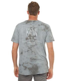 BLUE CLOUD MENS CLOTHING KATIN TEES - TSGRUCH17BCLD