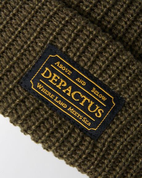 MILITARY MENS ACCESSORIES DEPACTUS HEADWEAR - D51931761MILIT