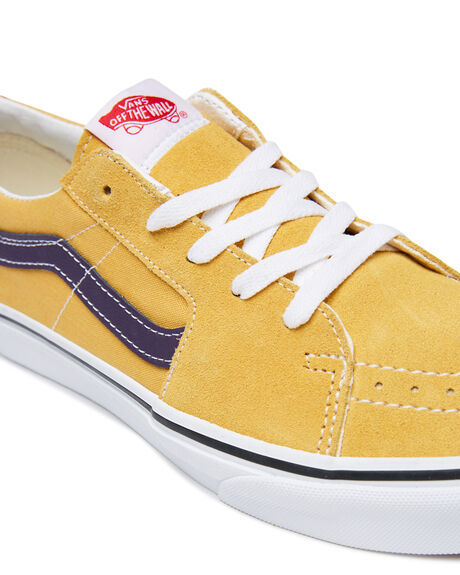 HONEY GOLD MENS FOOTWEAR VANS SNEAKERS - VN0A4UUK24KYEL