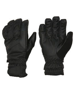 BLACK BOARDSPORTS SNOW POW GLOVES - WRG-A-S-GTX-BKBLK