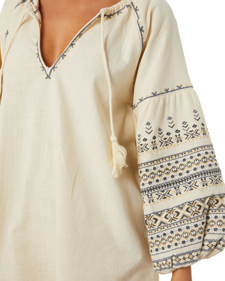 IVORY WOMENS CLOTHING TIGERLILY DRESSES - T613400IVY