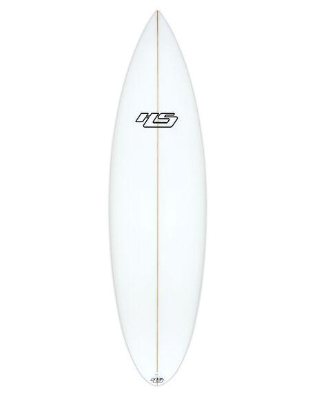 WHITE BOARDSPORTS SURF HAYDENSHAPES PERFORMANCE - HSBLKNOISEWHITEB