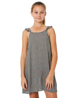 BLACK KIDS GIRLS BILLABONG DRESSES + PLAYSUITS - 5582472BLK