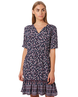 NAVY WOMENS CLOTHING THE HIDDEN WAY DRESSES - H8201458NAVY