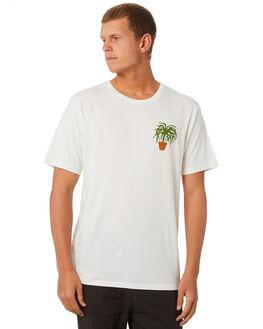 WHITE MENS CLOTHING MOLLUSK TEES - MS1778WHT
