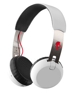 WHITE BLACK RED ACCESSORIES AUDIO SKULLCANDY  - S5GBW-J472WHBK