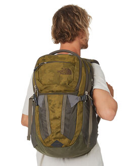FIR GREEN CAMO MENS ACCESSORIES THE NORTH FACE BAGS + BACKPACKS - NF0A3KV16VB