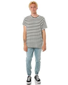 LIGHT DENIM MENS CLOTHING ACADEMY BRAND PANTS - 18W140LDEN