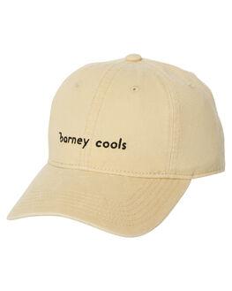 BEIGE MENS ACCESSORIES BARNEY COOLS HEADWEAR - 903-CR3BEI