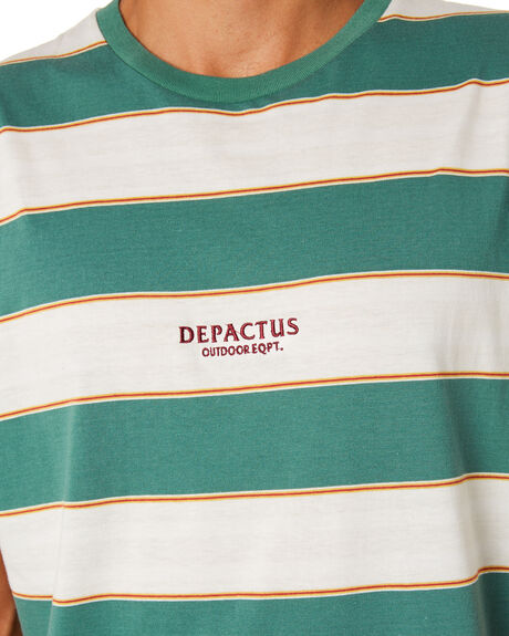 HERB GREEN MENS CLOTHING DEPACTUS TEES - D5203011HRBGN