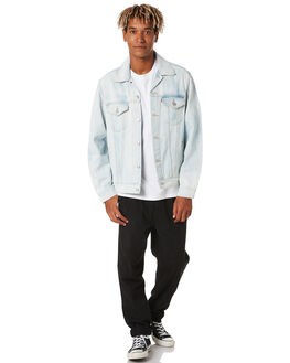 CURBSIDE MENS CLOTHING LEVI'S JACKETS - 77380-0010CRBSD