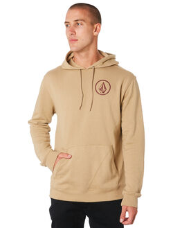 GRAVEL MENS CLOTHING VOLCOM JUMPERS - A41118GRAV