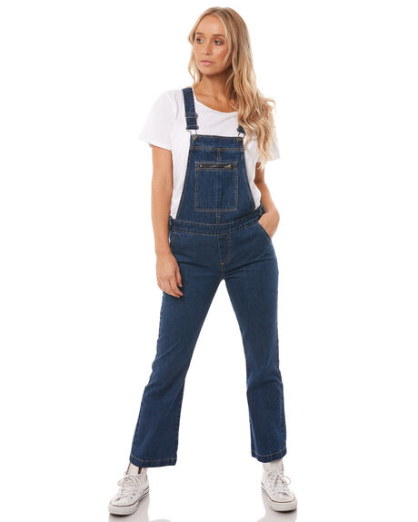 VINTAGE BLUE OUTLET WOMENS THE HIDDEN WAY PLAYSUITS + OVERALLS - H8182194VBLUE