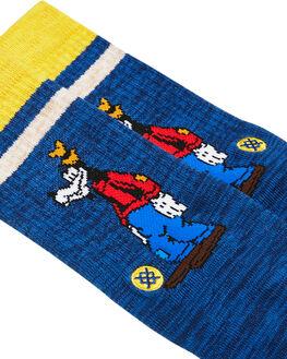 BLUE MENS CLOTHING STANCE SOCKS + UNDERWEAR - A556A20VINBLU