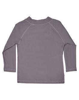GREY KIDS BABY TINY TRIBE CLOTHING - TTS17-11015SLGRY