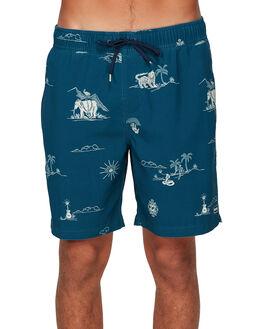 NAVY MENS CLOTHING BILLABONG BOARDSHORTS - BB-9592419-NVY