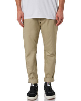 DESERT SAND MENS CLOTHING DICKIES PANTS - WP801DSND