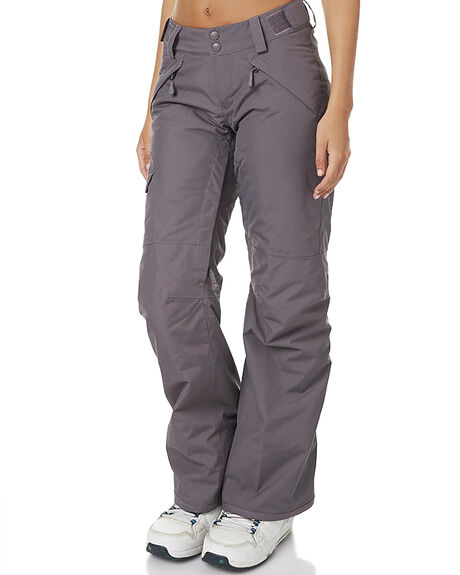 GREY SNOW OUTERWEAR THE NORTH FACE PANTS - NF0A2TJQHCWRGRY