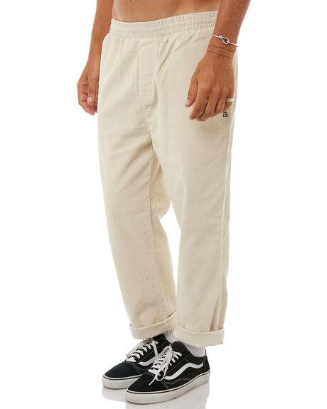 SAND MENS CLOTHING STUSSY PANTS - ST085601SND