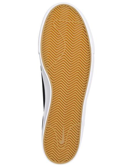 BLACK WHITE MENS FOOTWEAR NIKE SNEAKERS - AQ7475-001