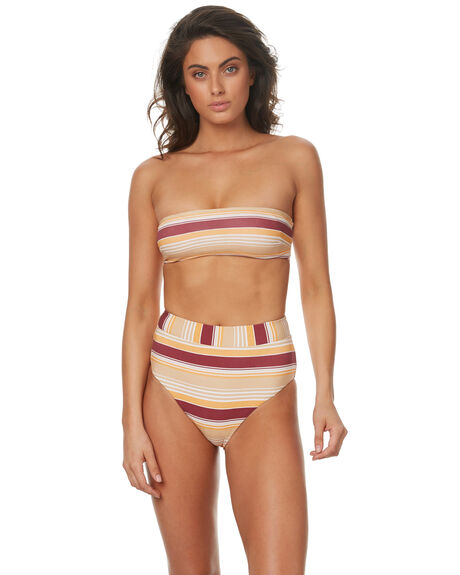 MULTI WOMENS SWIMWEAR ZULU AND ZEPHYR BIKINI SETS - ZZ1759MUL
