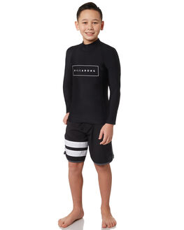 BLACK BOARDSPORTS SURF BILLABONG BOYS - 8781007BLK