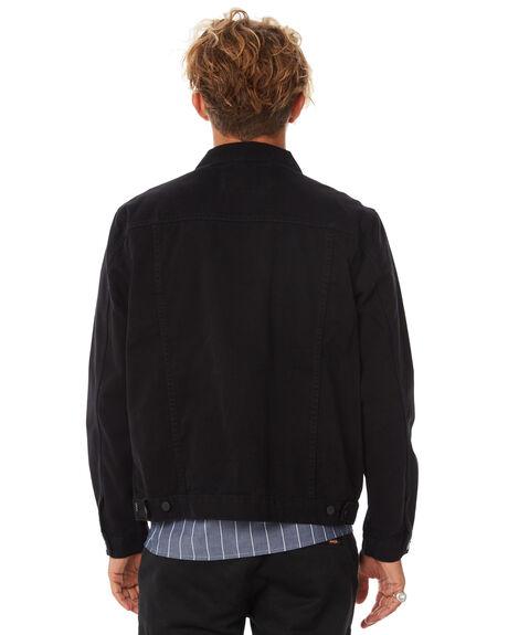 BLACK MENS CLOTHING SWELL JACKETS - S5184385BLACK