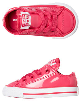 PINK POP KIDS TODDLER GIRLS CONVERSE FOOTWEAR - 762323CPNK
