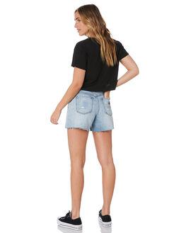AQUA AURA WOMENS CLOTHING ABRAND SHORTS - 71809-3594