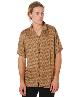 PRINT MENS CLOTHING SILENT THEORY SHIRTS - 4044039YLW