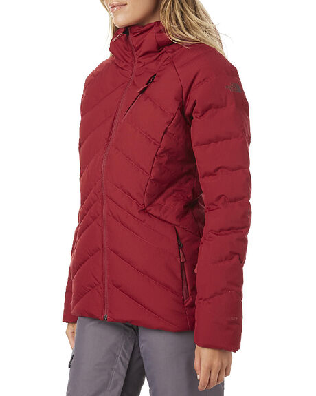 RED SNOW OUTERWEAR THE NORTH FACE JACKETS - NF0A2TJOD5QRED