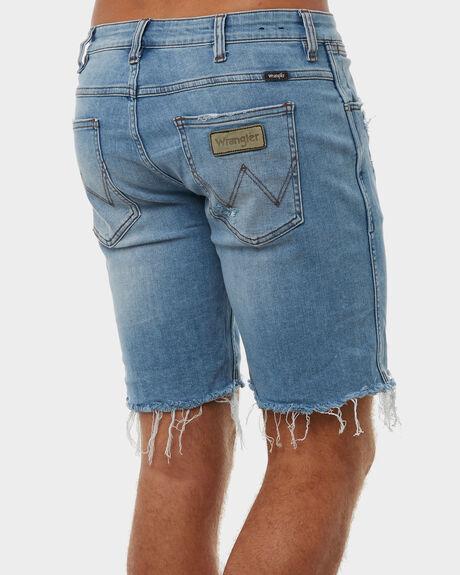 WHIPLASH MENS CLOTHING WRANGLER SHORTS - W-901168-EY3WHIP