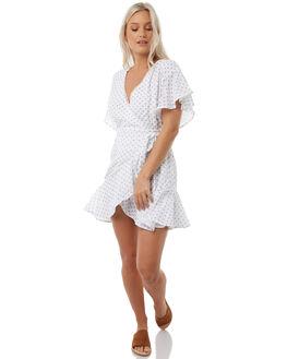 MULTI WOMENS CLOTHING MINKPINK DRESSES - MP1708503MULTI