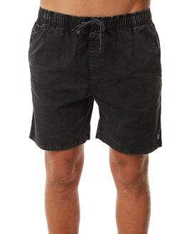 BLACK MENS CLOTHING BILLABONG SHORTS - 9572716BLK