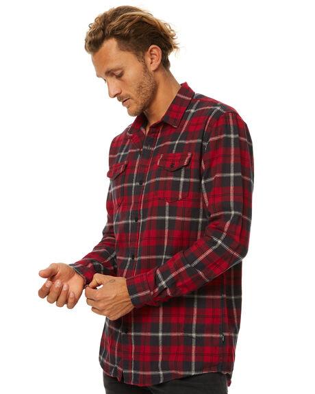 BLOOD MENS CLOTHING SWELL SHIRTS - S5173169BLD
