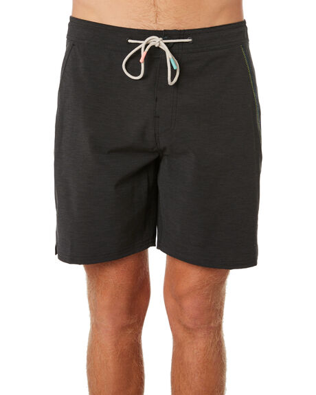 BLACK MENS CLOTHING RIP CURL BOARDSHORTS - CBOOI90090