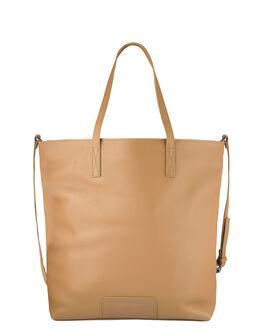 TAN WOMENS ACCESSORIES STATUS ANXIETY BAGS + BACKPACKS - SA7564TAN