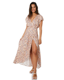 MULTI WOMENS CLOTHING MINKPINK DRESSES - MP1909458MULTI