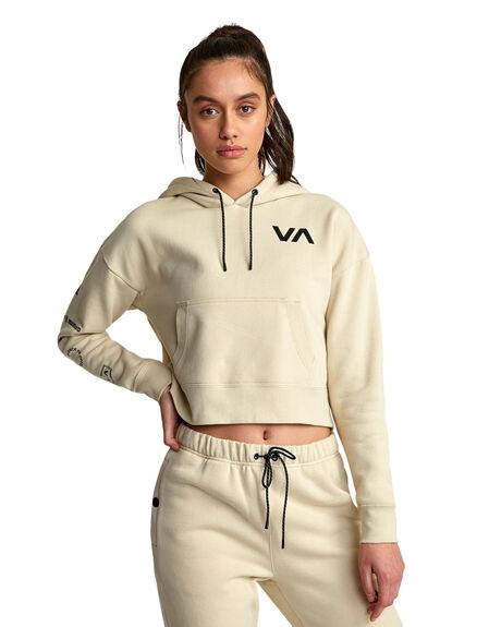 BIRCH WOMENS CLOTHING RVCA ACTIVEWEAR - RV-R407884-BR0