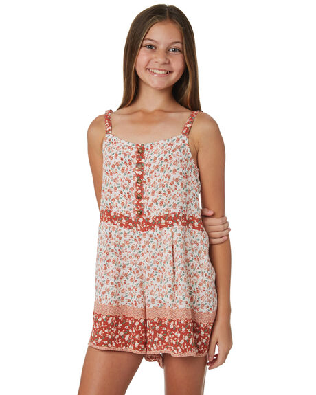 WHITE KIDS GIRLS THE HIDDEN WAY DRESSES + PLAYSUITS - H6188449WHITE