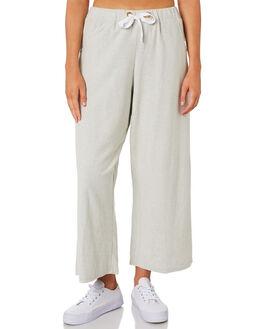 CREAM WOMENS CLOTHING ARCAA MOVEMENT PANTS - AM1026CRM