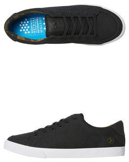 BLACK CAMO MENS FOOTWEAR KUSTOM SNEAKERS - 4984111BKCAM