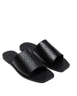 BLACK ELEPHANT WOMENS FOOTWEAR SOL SANA SLIDES - SS201W335BELE