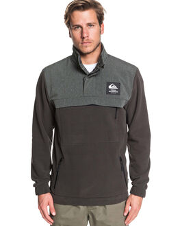 RAVEN MENS CLOTHING QUIKSILVER JUMPERS - EQMFT03044-KSQ0