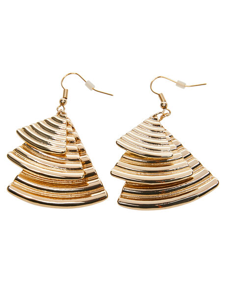 GOLD WOMENS ACCESSORIES TIGERLILY JEWELLERY - T405962GLD