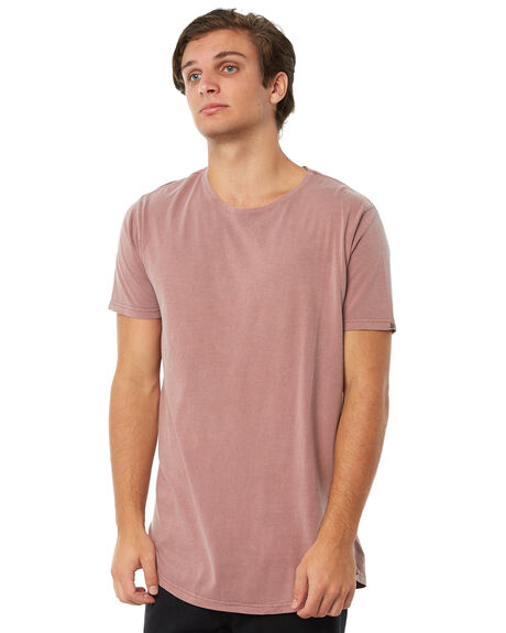 PLUM MENS CLOTHING SILENT THEORY TEES - 40X0018PLUM