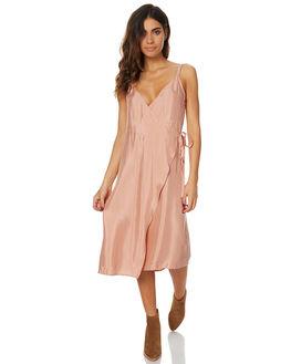 BLUSH WOMENS CLOTHING THE HIDDEN WAY DRESSES - H8173445BLUS
