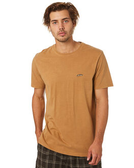 RUBBER MENS CLOTHING RUSTY TEES - TTM2387RUB