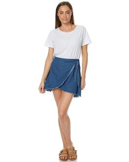 INDIGO WOMENS CLOTHING BILLABONG SKIRTS - 6575521XBLU